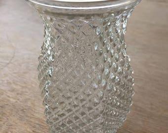 Hoosier Glass Vase