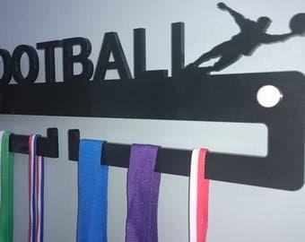 Football Medal Hanger / Medal Holder