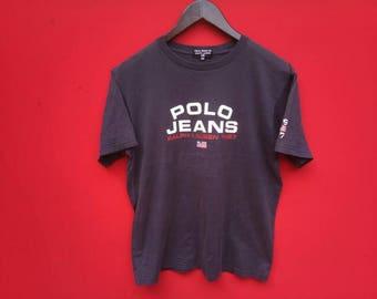 vintage polo sport ralph lauren small mens size