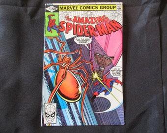 Amazing Spider-Man #213 Marvel Comics 1981
