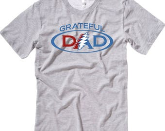 Grateful Dad Father's Day Shirt Father's Day Gift Dad Life Shirt Holiday Christmas Gift for Dad World's Best Dad