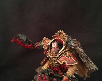 Forgeworld angron primarch of the world eaters