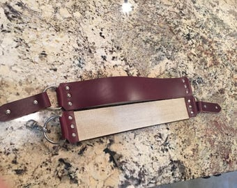 Hanging Leather Strop