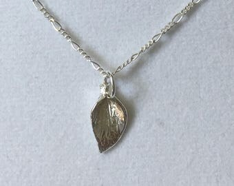 Sterling Silver/Dainty/Calla Lily/Layered/Minimalist Delicate Necklace