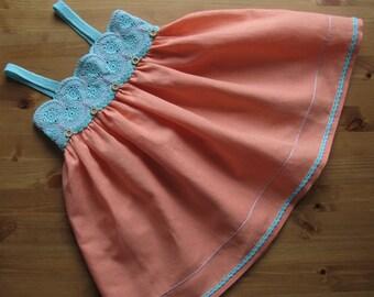 Сhild's dress, girls' dress, kid's dress, special occasion dress, dresses