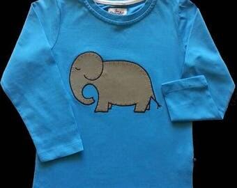 Long sleeve Elephant t-shirt