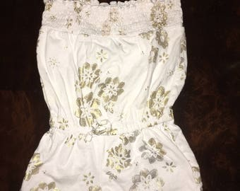 Baby girl Romper size 12-18 months
