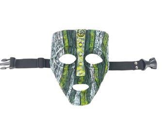 The Mask of Loki Styled Cosplay Mask