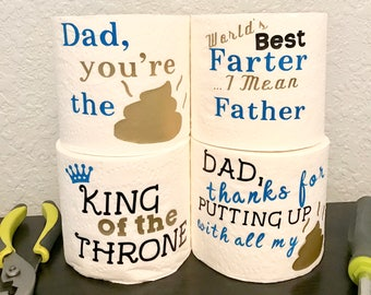 Christmas Gift for Dad, christmas Gag Gift, Father's Day Gag Gift, First Father's Day, Gifts for Dad, Father's Day Gift From Son,