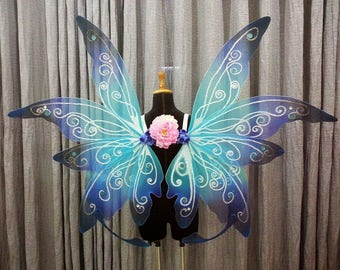 Fae Queen Wings Fantasy Fairy wings