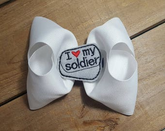 I Love My Soldier Bow - Soldier Bow