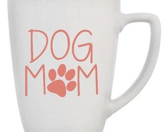 Dog Mom Coffee Cup