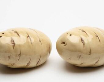 Potato Salt and Pepper Shaker Set (20840)