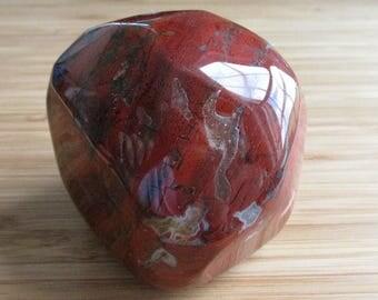 Brecciated Jasper Power Stone | Healing Stone | Altar Stone | Grid Stone | Reiki Healer | Wiccan | Brecciated Jasper Stone | Metaphysical