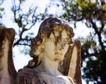 Angel Statue-Angel Statue Digital Download-Photography-Photo-Digital Photo-Angel