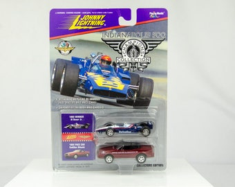 Johnny Lightning Indianapolis 500 Champions 1992 Al Unser 1/64 Diecast