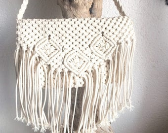 Bag macrame, macrame bag, handmade bag, Bohemian