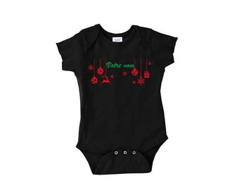 Onesie - Christmas with name