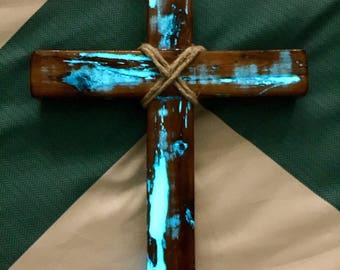 Wall Cross, Decorative Cross, Rustic, Reclaimed Wood, Wall Art