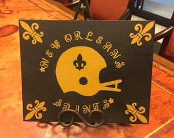Black and Gold 8x10 Painting