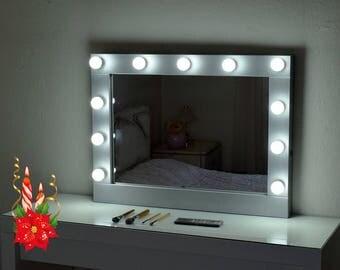 hollywood vanity mirror with lightsmake up mirror with lights wall hanging mirror