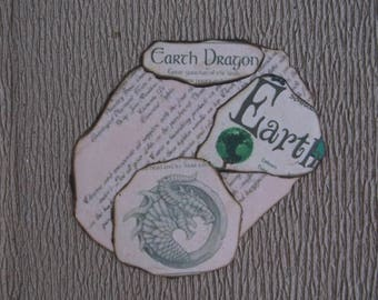 Earth Dragon Journal