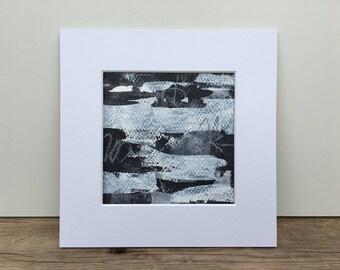 Original Painting, Abstract Painting, Black and White Painting, Grey Painting, Graffiti Art, Abstract Wall Art