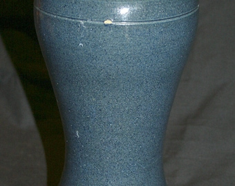 Bauer Pottery Early Matt Carlton Stoneware California Vase