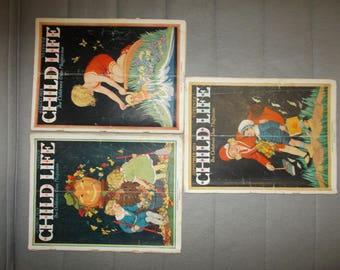 Child Life magazine 1928