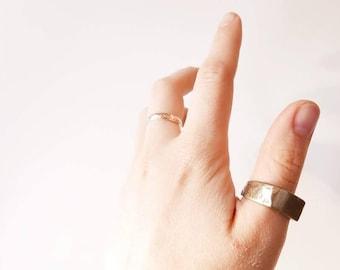 Chunky Signet Ring