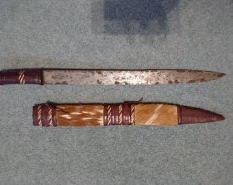 West African Mandigo Blade