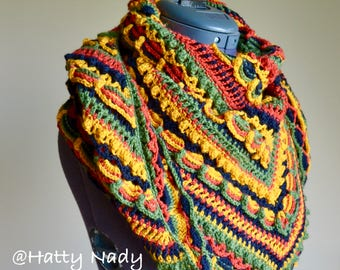 The Gypsy scarf or shawl