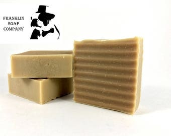Sudsy Stouted Soap, beer soap