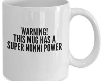 Nonny Mug - Super Nonni Mug