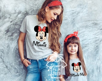 Minnie me shirts mommy and me outfits mommy and me shirts mommy and kid shirts disney shirts mommy and baby outfits mothers day shirt mom