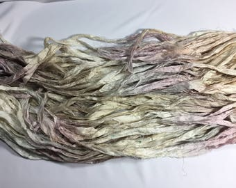Highland Dream Sari Silk Ribbon