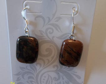 Brown Marbled Stone