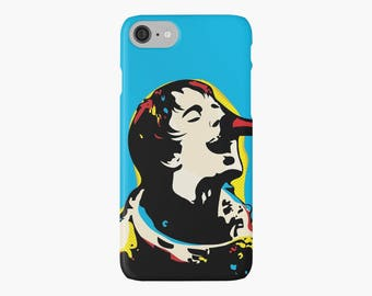 Liam Gallagher, Oasis, Popart, iPhone 8 Case, iPhone 8 Plus Case, iPhone X Cases, new, Apple, iPhone, Cases, Samsung, Galaxy, S8, Portrait