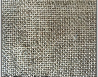 Coupon burlap thick linen 80 X 100