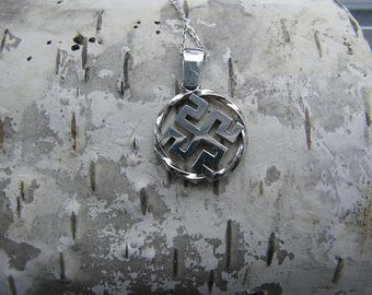 Rodovik Pendant. Slavic jewelry. Slavic talisman. Pagan jewerly. Slavic amulet. Ancient jewerly.