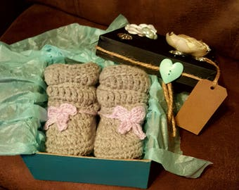Mia Slouch Boots for 3-6 month old