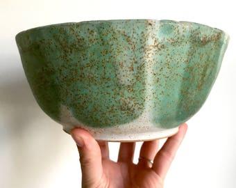 Signed Studio Pottery Bowl