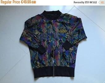 LAST DAY 35% OFF Vintage Star Wars jacket Padded Shoulders 1988 Vintage - size 61cmx74cm