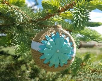 Handmade Rustic Ornaments