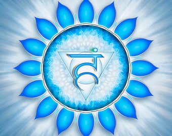 5th / Throat Chakra Cleansing