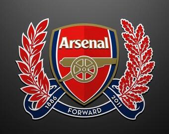Arsenal Crest  poster