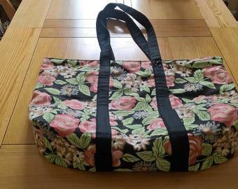 Shopper/large hand made bag