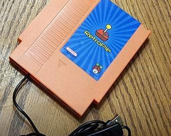 NES cartridge emulator, RetroPie - Raspberry Pi Zero