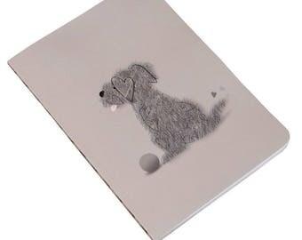 Scruffy the Dog Notebook