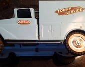 Vintage 1960s Tonka Toys Service Truck